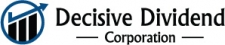Decisive Dividend Corporation Logo